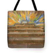 Display Hall At Apollo Sanctuary  Tote Bag