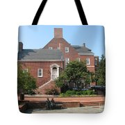 Display Patience Sculpture - Annapolis Tote Bag