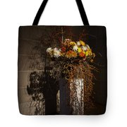 Displaying Mother Nature's Autumn Abundance Of Flowers And Colors Tote Bag