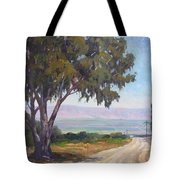 Distant Fields Tote Bag