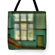 Distant Memories - Pullman High School Tote Bag
