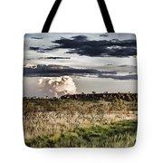 Distant Rock Tote Bag