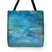 Distant Shore Tote Bag