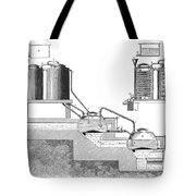 Distillation Tote Bag