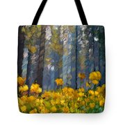 Distorted Dreams By Day Tote Bag