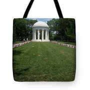 District Of Columbia War Memorial Tote Bag