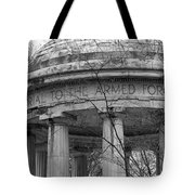 District Of Columbia World War I Memorial Tote Bag