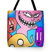 Disturbed Tote Bag