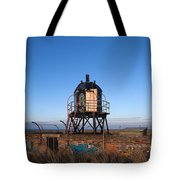 Disused Lighthouse, Mornington, County Tote Bag