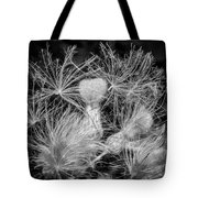 Ditch Party 2 Bw Tote Bag