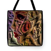 Diva Of The Sixth Dimension Tote Bag