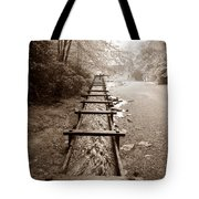 Diverted Tote Bag