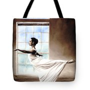 Divine Grace Tote Bag by Richard Young
