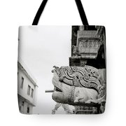 Divine Jagdish Temple Tote Bag