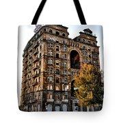 Divine Lorraine Hotel In Philadelphia Tote Bag