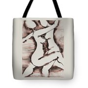 Divine Love Series No. 1411 Tote Bag