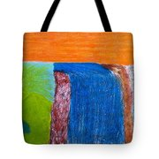 Divine Mystery Tote Bag