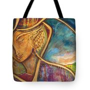 Divine Wisdom Tote Bag