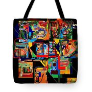 Divinely Blessed Marital Harmony 23 Tote Bag