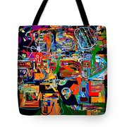 Divinely Blessed Marital Harmony 25 Tote Bag