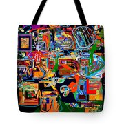 Divinely Blessed Marital Harmony 26 Tote Bag