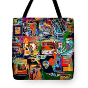 Divinely Blessed Marital Harmony 27 Tote Bag