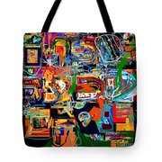 Divinely Blessed Marital Harmony 28 Tote Bag