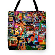 Divinely Blessed Marital Harmony 29 Tote Bag