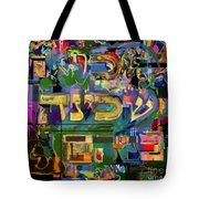 Divinely Blessed Marital Harmony 39 Tote Bag