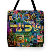 Divinely Blessed Marital Harmony 40 Tote Bag