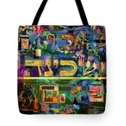 Divinely Blessed Marital Harmony 42 Tote Bag
