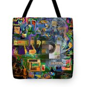 Divinely Blessed Marital Harmony 46 Tote Bag
