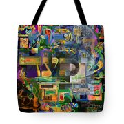 Divinely Blessed Marital Harmony 48 Tote Bag