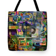 Divinely Blessed Marital Harmony 50 Tote Bag