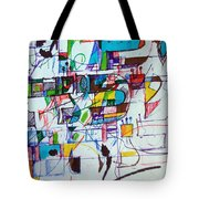 Divinely Blessed Marital Harmony 51 Tote Bag