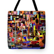 Divinely Blessed Marital Harmony 7 Tote Bag