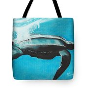 Diving Deep Tote Bag