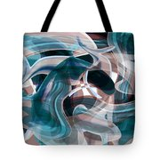 Diving Into Your Ocean 3 Tote Bag