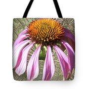 Divinity Gold - Echinacea Tote Bag
