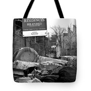 Division Of The Classes Tote Bag