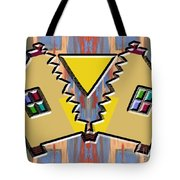 Divorce Tote Bag by Patrick J Murphy