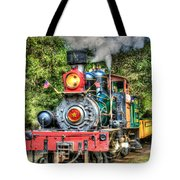 Dixiana Engine Tote Bag