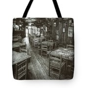 Dixie Chicken Interior Tote Bag