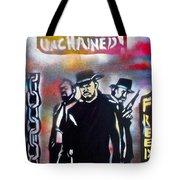 Django Freedom Tote Bag