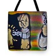 Django Gunnin' Tote Bag