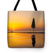 Djibouti Sunset Tote Bag