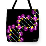 Dna 45 Tote Bag
