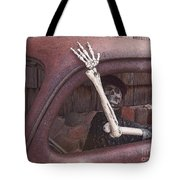 Do Not Drink And Drive Tote Bag