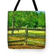 Do Not Fence Me In Tote Bag