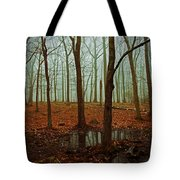 Do We Dare Go Into The Woods Tote Bag by Karol Livote